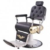 Мужское парикмахерское кресло Харли Голд