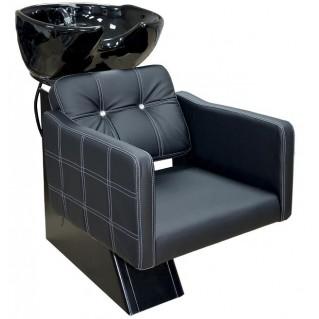 Парикмахерская мойка ЕЛЕНА с креслом А01 NEW
