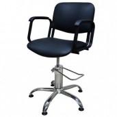 Парикмахерское кресло КОНТАКТ на гидроподъемнике