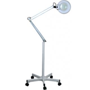 Лампа-лупа 5 диоптрий стойка Х01
